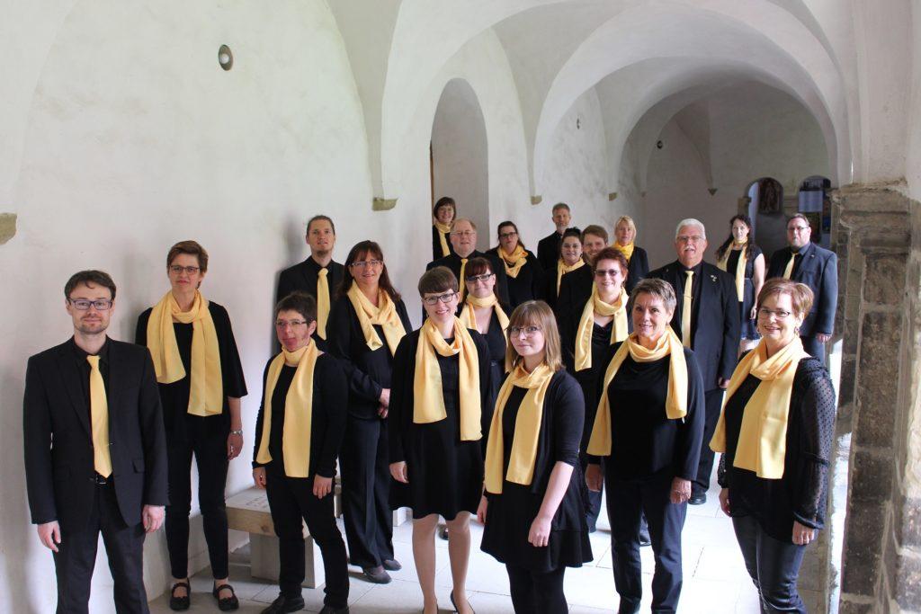 Chor Multivokal